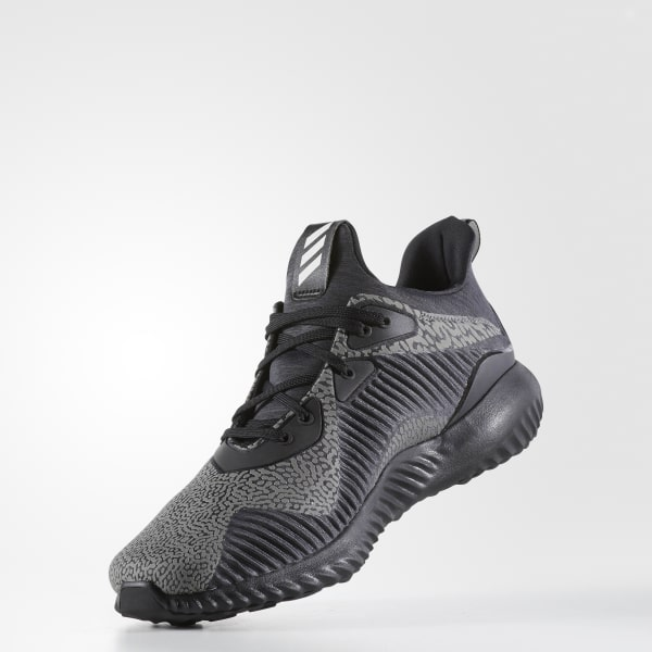 9d6f95571 adidas Alphabounce Reflective HPC AMS Shoes - Black