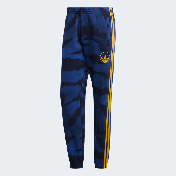 adidas Originals ZEBRA Stoffhose navy