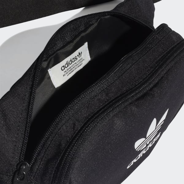 8cd49abf7 adidas Essential Crossbody Bag - Black | adidas UK