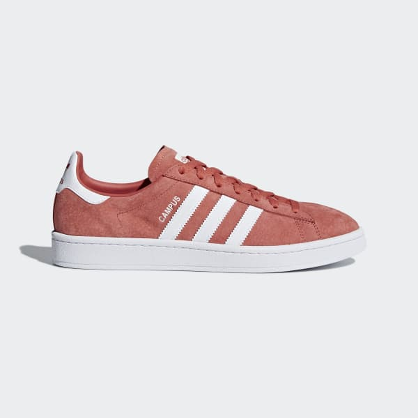 Tênis Campus - RED TRACE SCARLET S18 adidas  84e03add597cd