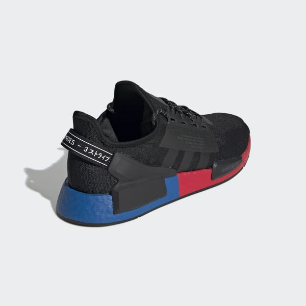 NMD_R1 V2 'CORE BLACK RED'