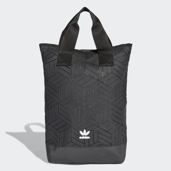 tribu Privilegiado Es  adidas 3D Backpack - Black | adidas Singapore