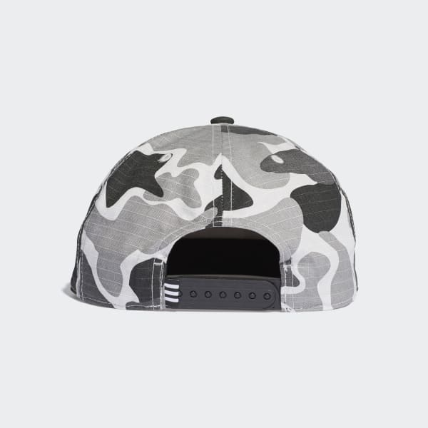 Boné Snapback Camouflage - Multicores adidas  283ffb517b9