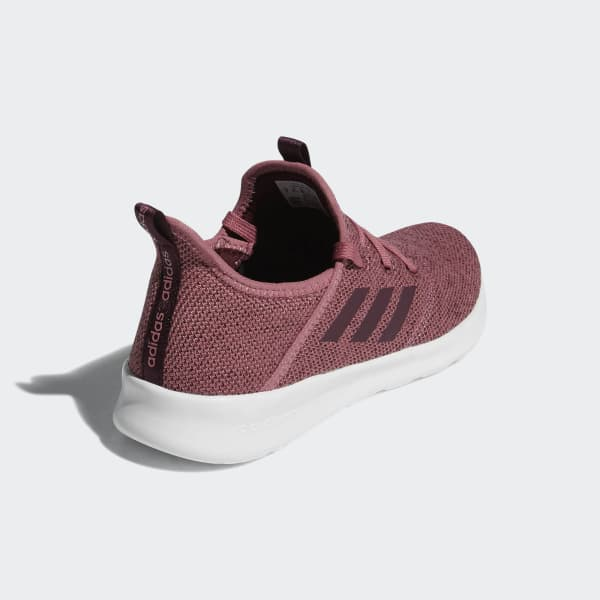 adidas Cloudfoam Pure Shoes - Burgundy
