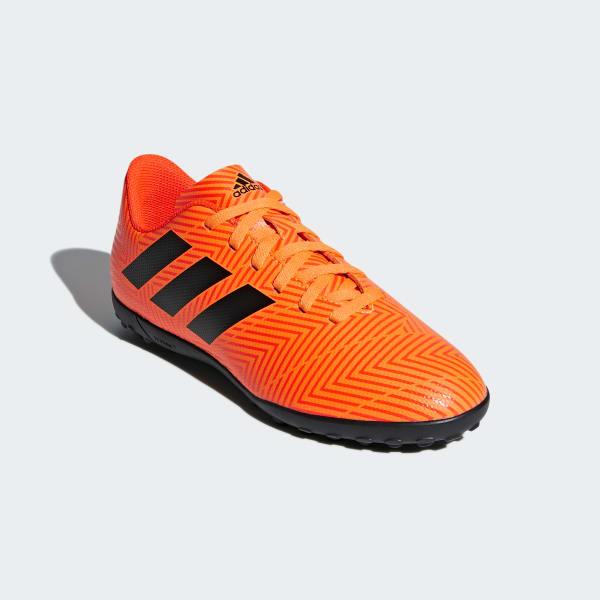 Chimpunes Nemeziz Tango 18.4 Césped Artificial Niño - Naranja adidas ... 1d5aaa992c45d