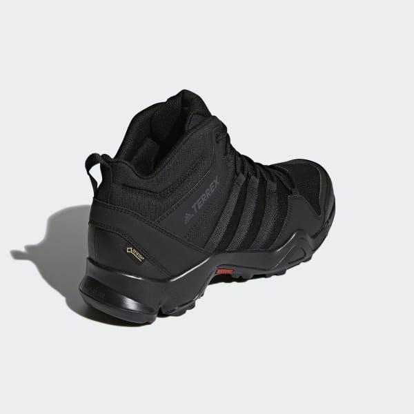 adidas Zapatillas Terrex AX2R Mid GTX Negro | adidas Argentina