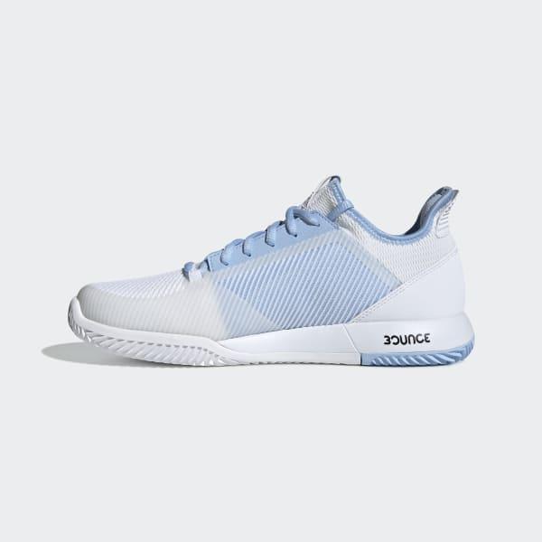 explique Perspectiva Armada  adidas Adizero Defiant Bounce 2 Shoes - White | adidas US