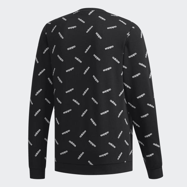 02513eb4b8d6 adidas Graphic Sweatshirt - Black | adidas US