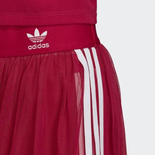 ff836dae79 adidas Tulle Skirt - Pink