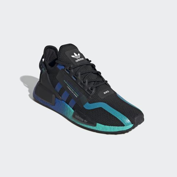 Adidas Nmd R1 V2 Shoes Black Adidas Us