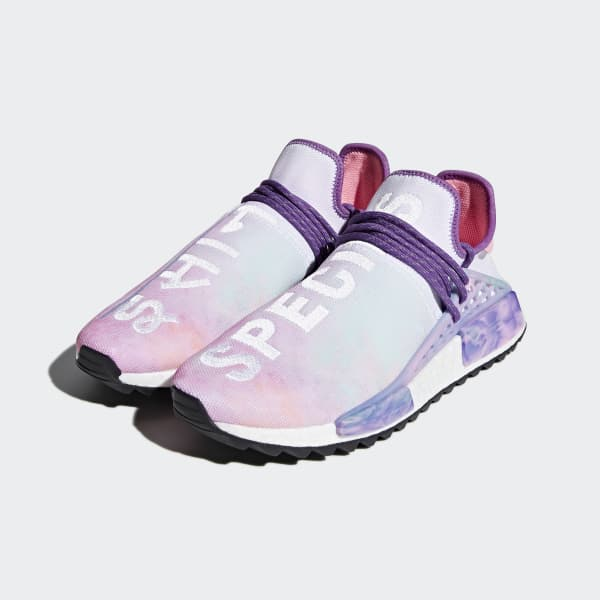 buy online b9c79 d710f adidas Pharrell Williams Hu Holi NMD MC Shoes - Pink   adidas US