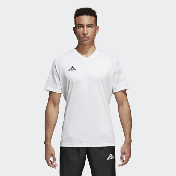 adidas Tiro 17 Jersey - White   adidas US   Tuggl