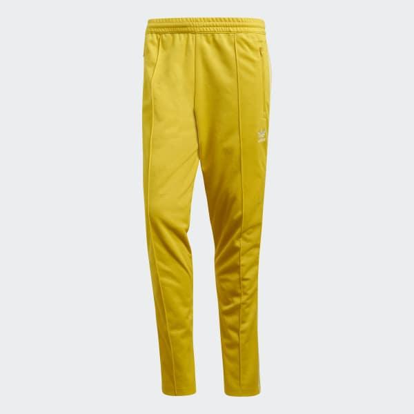 excepto por castigo bahía  adidas Pantalón BB Track - Amarillo | adidas Argentina