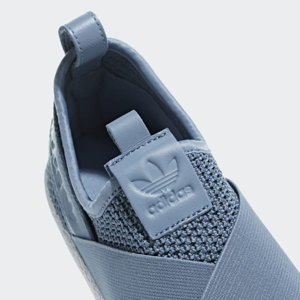 Details about New Adidas Women's SUPERSTAR SLIP ON GREY Shoes,Fashion Sneakers AQ0869