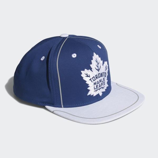 Maple Leafs Flat Brim Hat