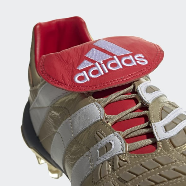 5171b251267 adidas Predator Accelerator Firm Ground Zinédine Zidane Boots - Gold ...
