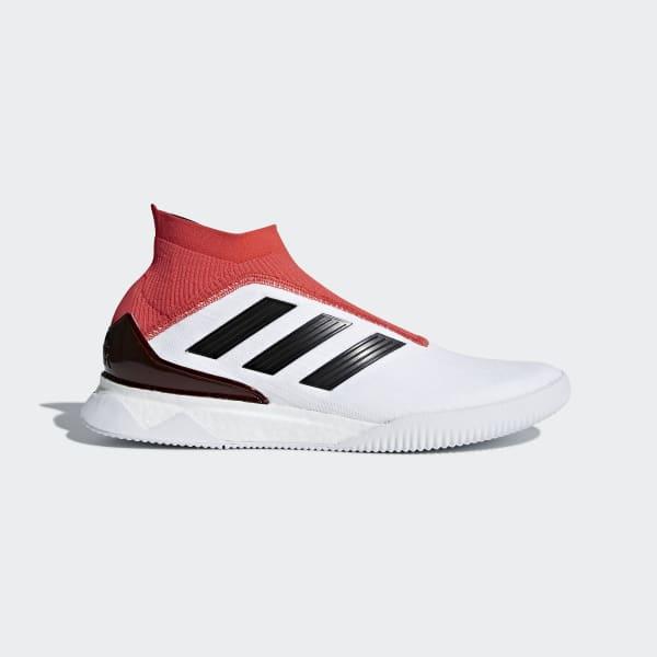 new product 31550 c78b7 adidas Predator Tango 18+ Shoes - White  adidas UK