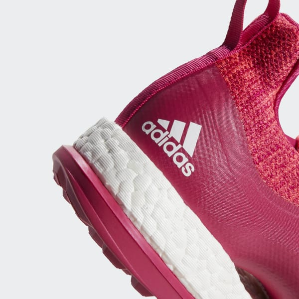 adidas Pureboost Golf Shoes - Red