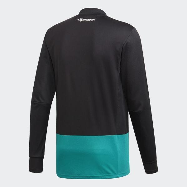 ea30be3032b adidas Duitsland Trainingsshirt - zwart | adidas Officiële Shop