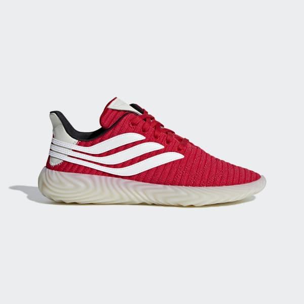 adidas Sobakov Shoes - Red | adidas US