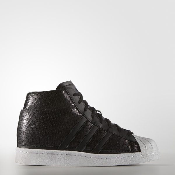 new style 821e9 6096a Tenis Originals Superstar Up Mujer CORE BLACK   CORE BLACK   WHITE S81380
