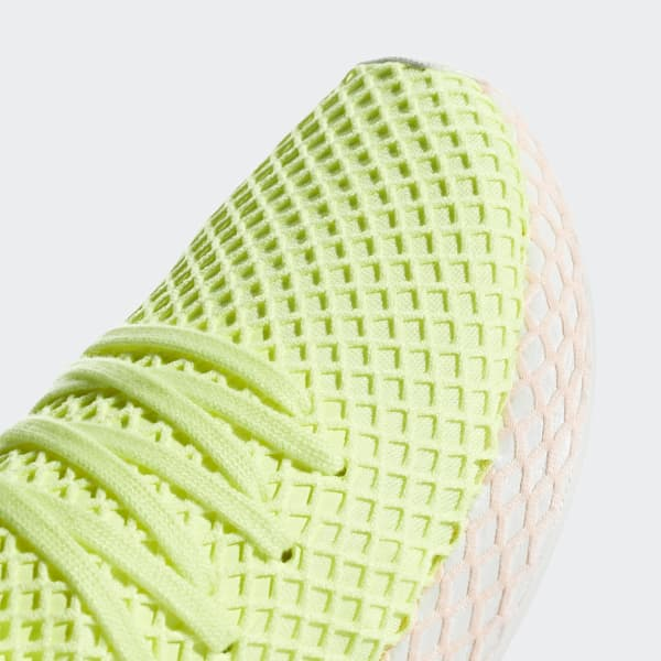 finest selection 9442f a0701 adidas Tenis Deerupt - Amarillo  adidas Mexico
