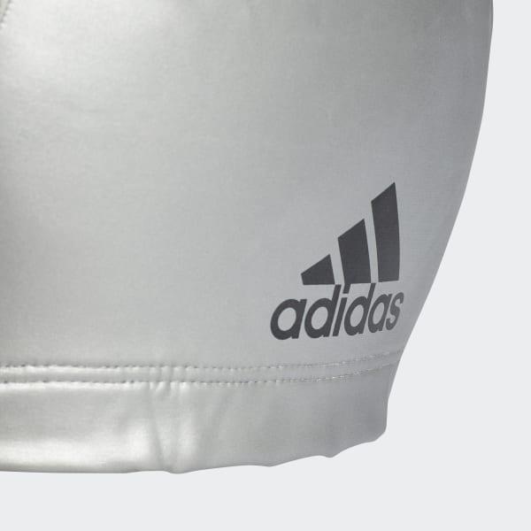 coated fabric swim cap