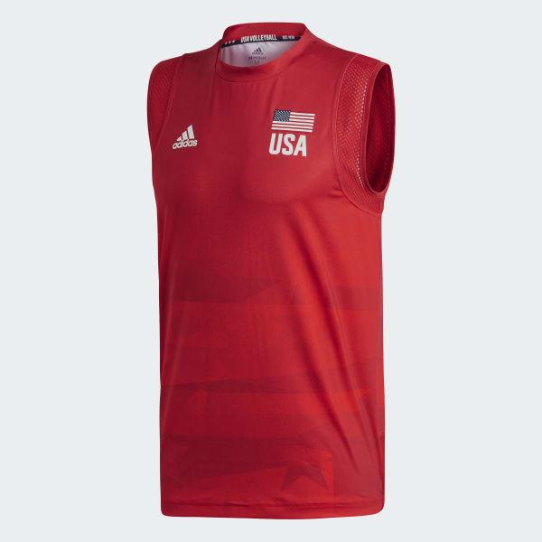 USA Volleyball Primeblue Jersey