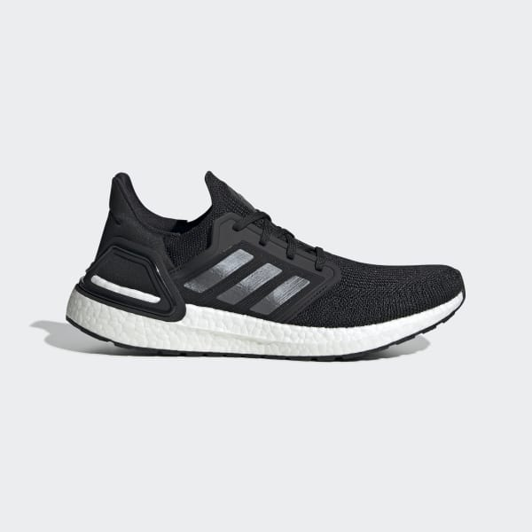 Desenmarañar Naufragio Delgado  Men's Ultraboost 20 Core Black and Night Metallic Shoes | adidas US