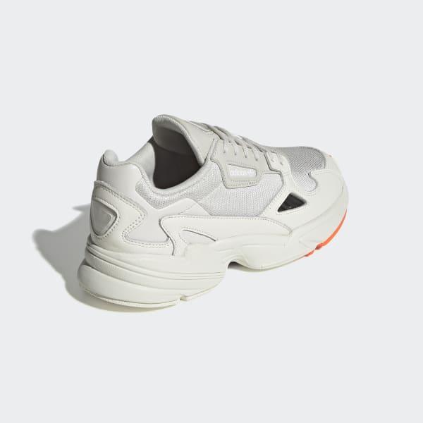 adidas falcon blanche homme
