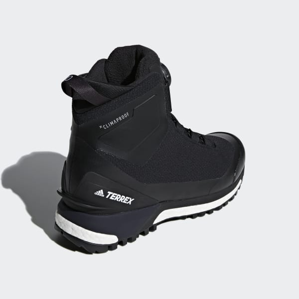 premium selection 6d1a5 e939f Adidas Terrex Conrax Boa Ch Cp Shoes Black Us