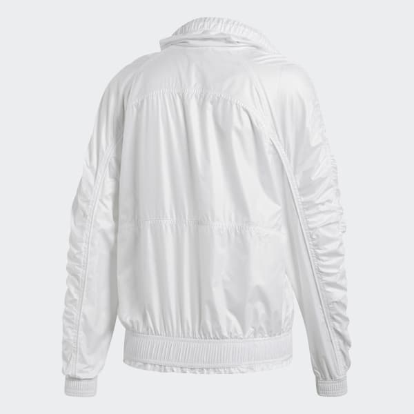 effcd6d2bf5b adidas by Stella McCartney Barricade Jacket - White