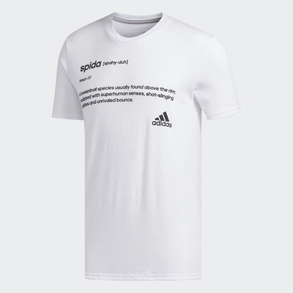 adidas Spida Definition Tee - Branded-Add-M16  fd27e32785