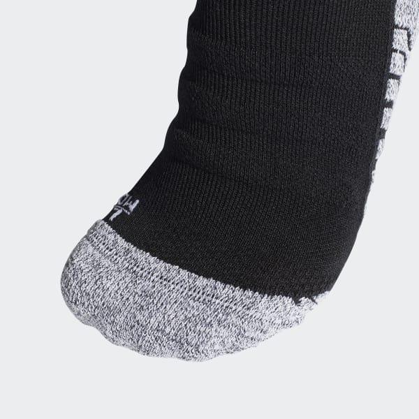 Alphaskin Traxion Lightweight Cushioning Crew Socks