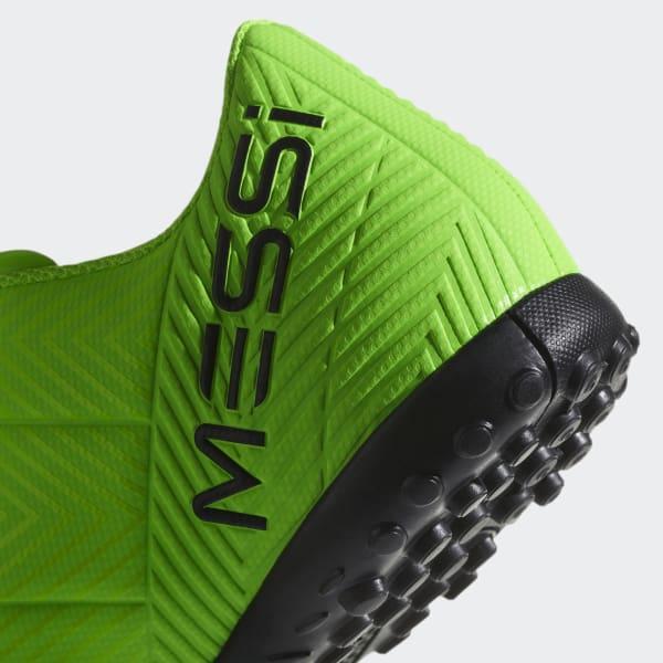 b539d5c442 Chuteira Nemeziz Messi Tango 18.4 Society - Verde adidas