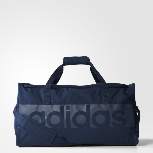 7651eda50ffe Maleta Linear Performance Team Bag Mediana COLLEGIATE NAVY COLLEGIATE NAVY TRACE  BLUE F17 BR5073