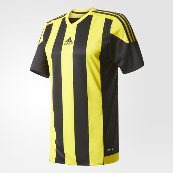 2e8598cfb8 Camisa Listrada 15 - Amarelo adidas
