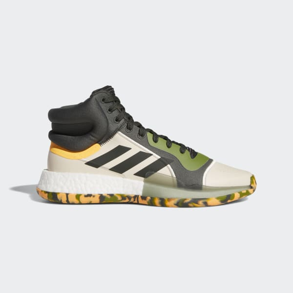 adidas Marquee Boost Shoes - Green