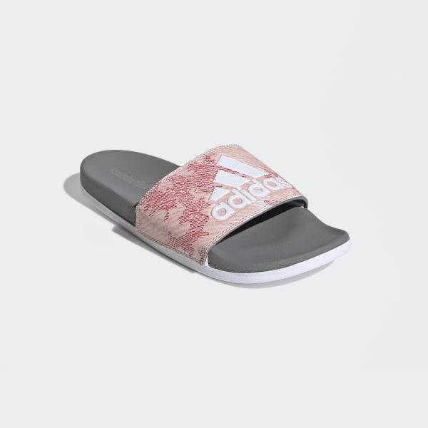 11891af93eff adidas Adilette Comfort badesandaler - Pink