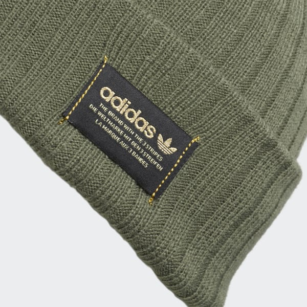 b59a56c44ce adidas Rib Beanie - Green