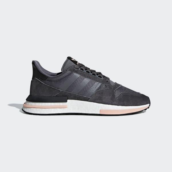 zapatos adidas color gris 500