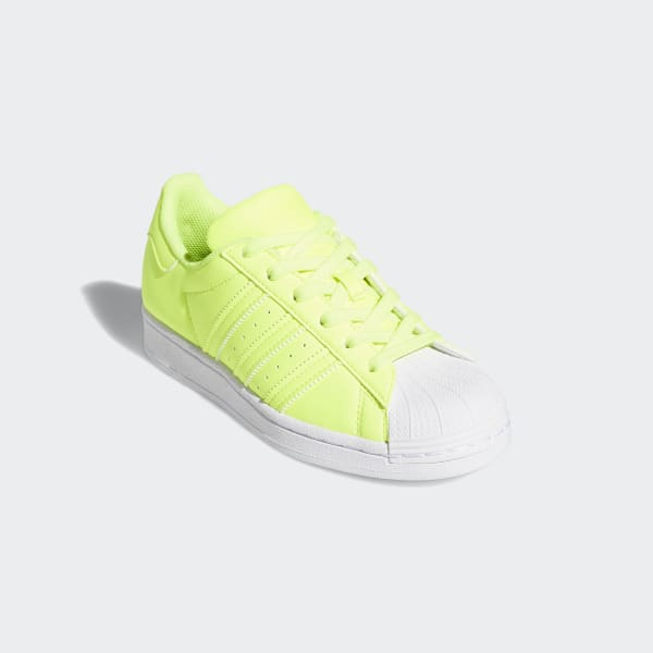 ~ lado esfuerzo cortar  adidas Superstar Shoes - Yellow | adidas US
