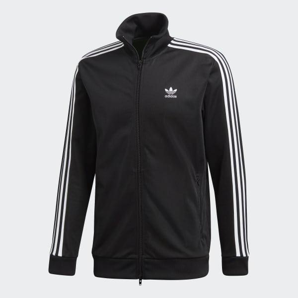 4cb6a7e9fcc95 Veste de survêtement BB - noir adidas   adidas France