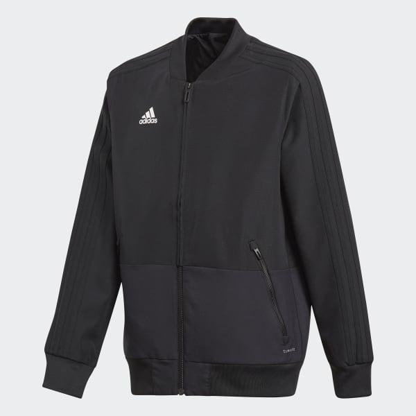 Adidas Condivo 18 Training Pants Children BlackWhite