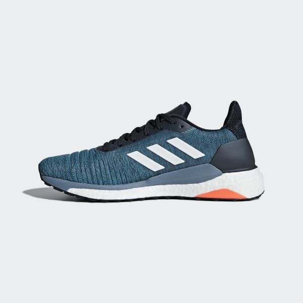 on sale 32597 c3be5 adidas Solar Glide Shoes - Blue   adidas US