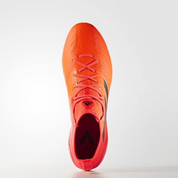 Zapatos de Fútbol ACE 17.1 Terreno Firme - Naranjo adidas  0c6a6d88f0fa8