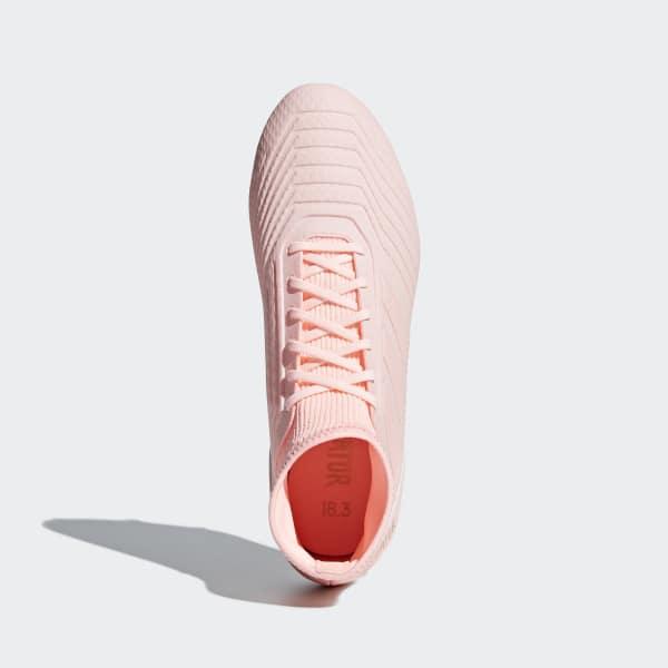 adidas Calzado de Fútbol PREDATOR 18.3 FG - Naranja  676ed81cc697a