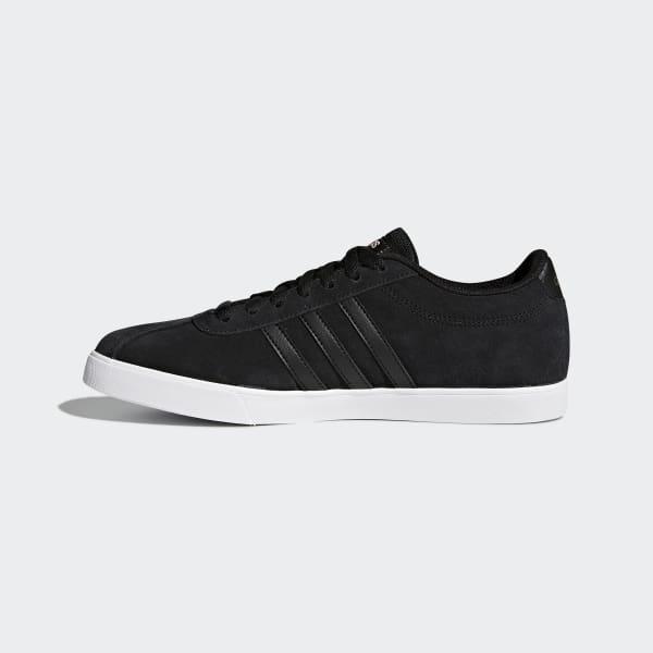 adidas Courtset Shoes - Black | adidas US