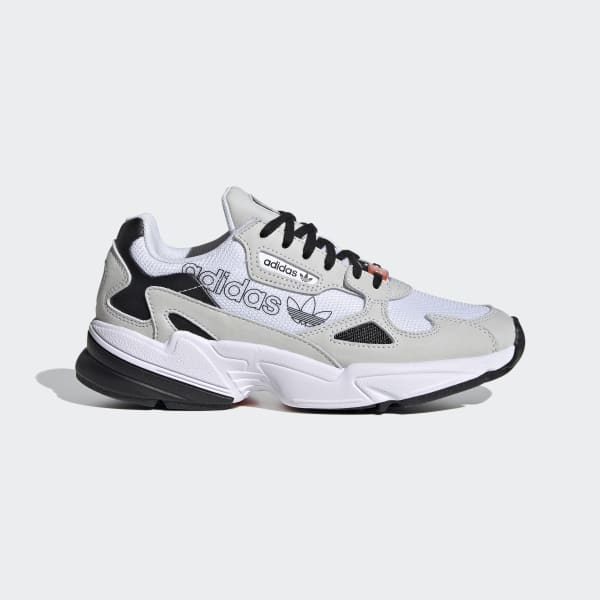 adidas falcon homme blanche