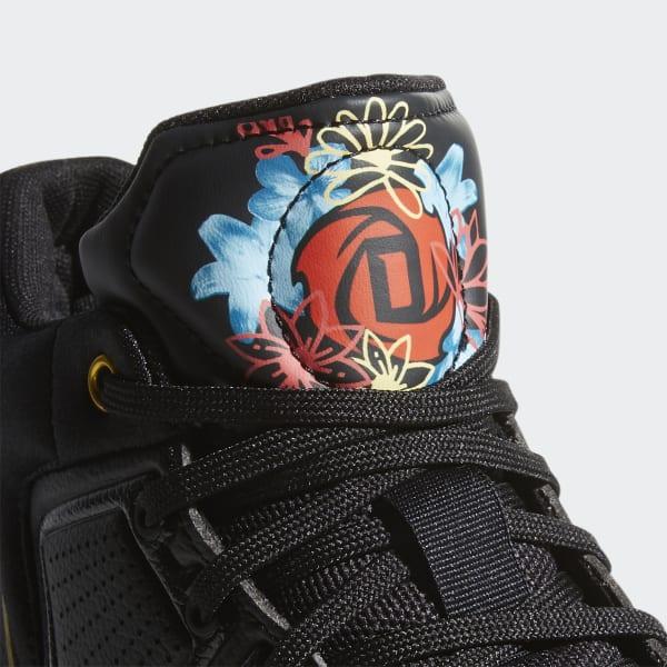 ROSE 7 Adidas ROSE 7 Black High top basketball shoes sale